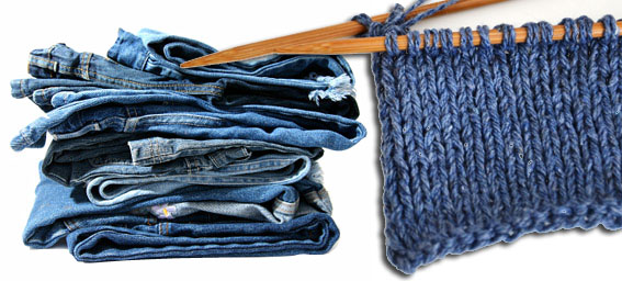 DENIM_recycled_yarn