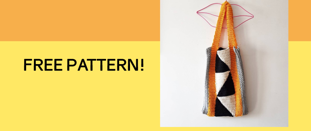 Bettaknit crochet bag